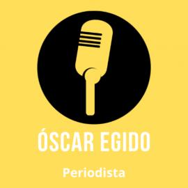 Óscar Egido - Locución deportiva